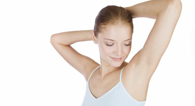 usare deodorante