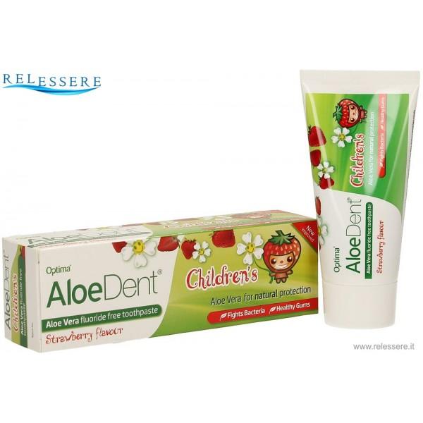 Aloedent Junior Toothpaste - Optima Naturals