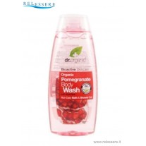 Body Wash with Pomegranate - Dr. Organic