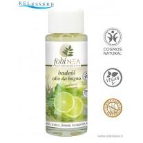 Olio corpo nutriente e rinfrescante al limone, rosmarino e menta verde - Jobinea