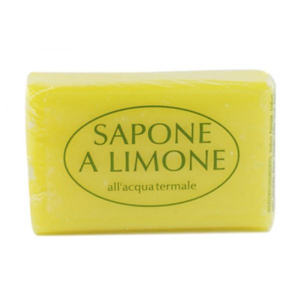 Ischia Sapone termale limone