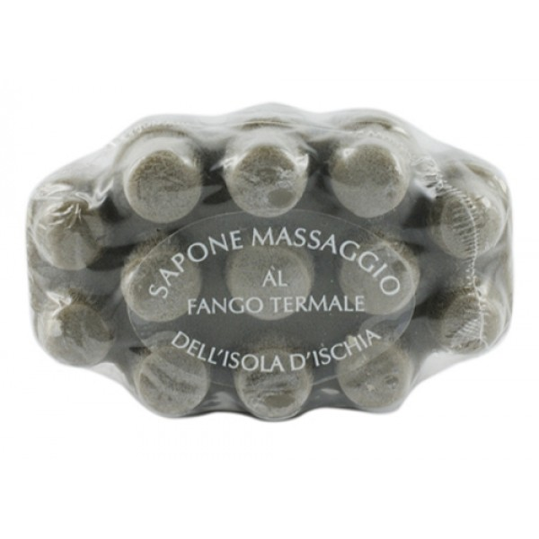 Ischia Massage Soap with Thermal Mud