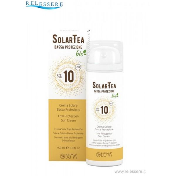 Body Sunscreen: SPF 10 Low Protection - Bema Cosmetics